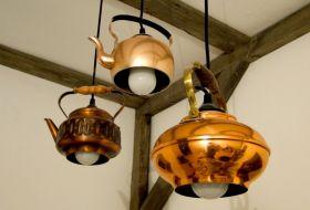 konyhai lámpa az étkezőasztal felett
